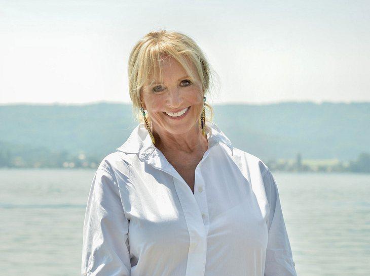 Diana Körner hat das Lächeln nie verlernt.