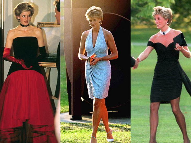 Prinzessin Diana: Ihr großes Mode-Vermächtnis | Liebenswert