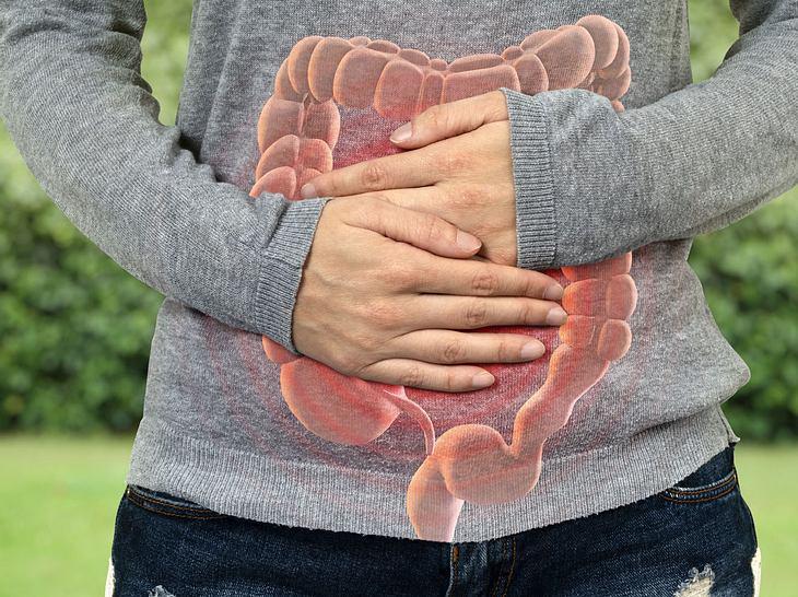 Welche Symptome auf Dickdarmkrebs hindeuten könnten.