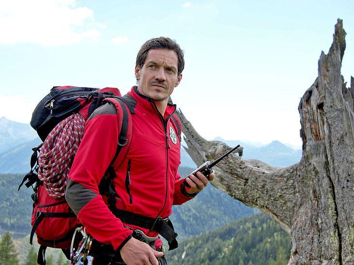 Markus Brandl verlässt 'Die Bergretter'.