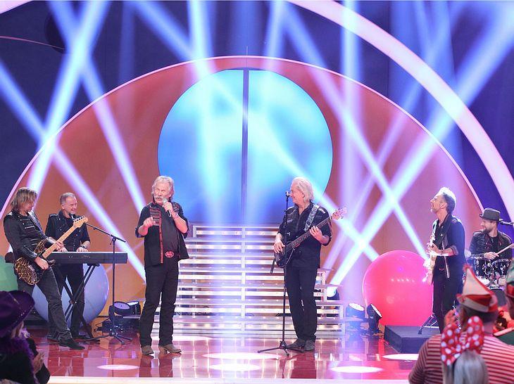 Die Höhner feiern seit 1972 musikalische Erfolge.