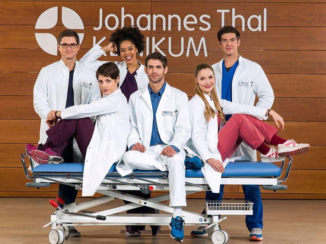 Die jungen Ärzte