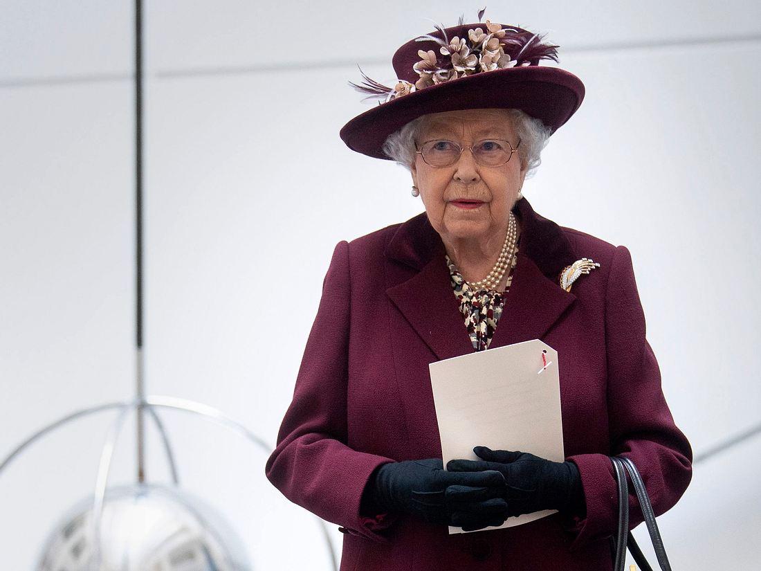 Die Königin hat ihre Geheimnisse.