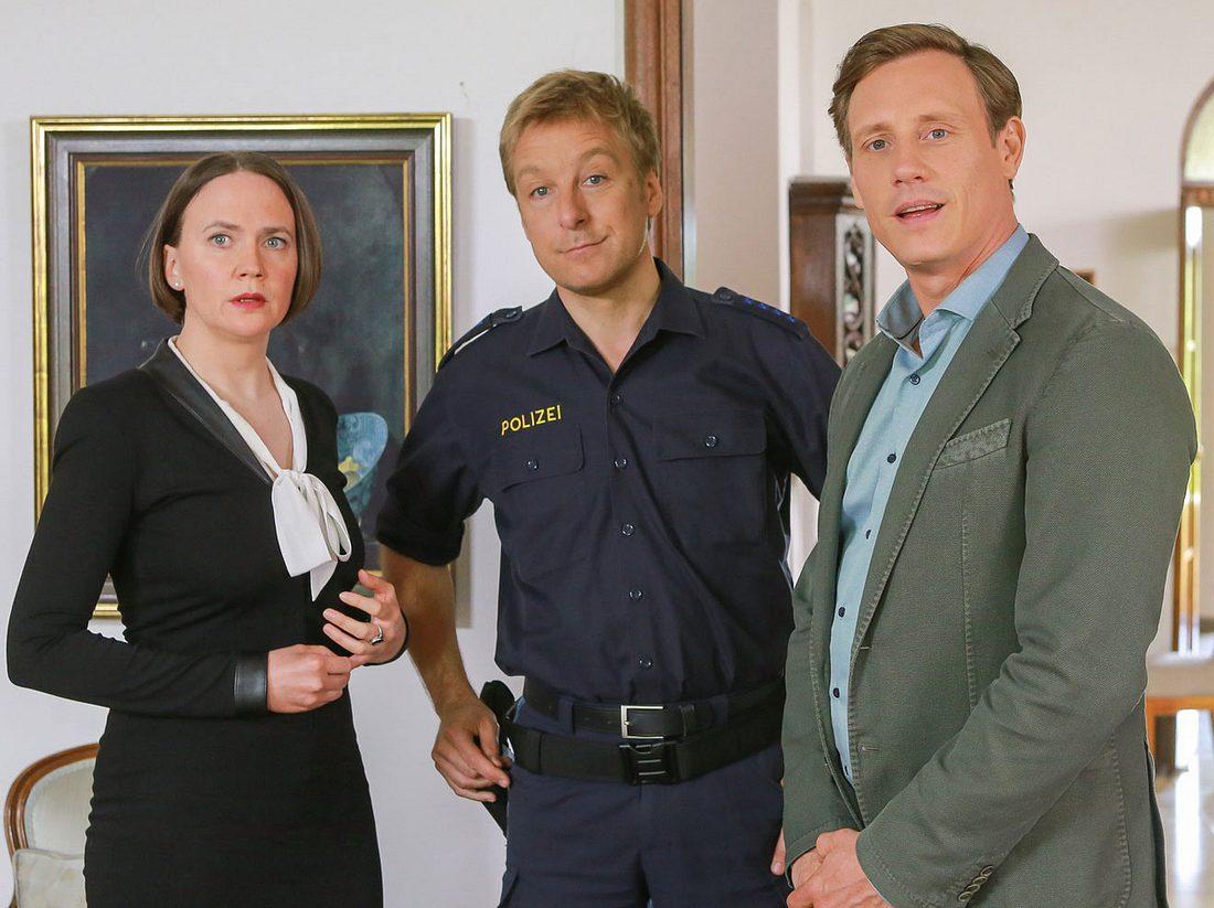 Die Rosenheim-Cops: Patrick Kalupa wird neuer Kommissar