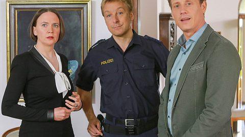 Die Rosenheim-Cops: Patrick Kalupa wird neuer Kommissar - Foto: ZDF/Christian A. Rieger