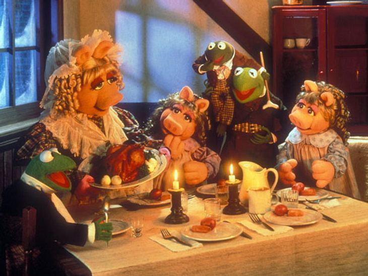 Die Muppets Weihnachtsgeschichte ist ein Weihnachtsklassiker.