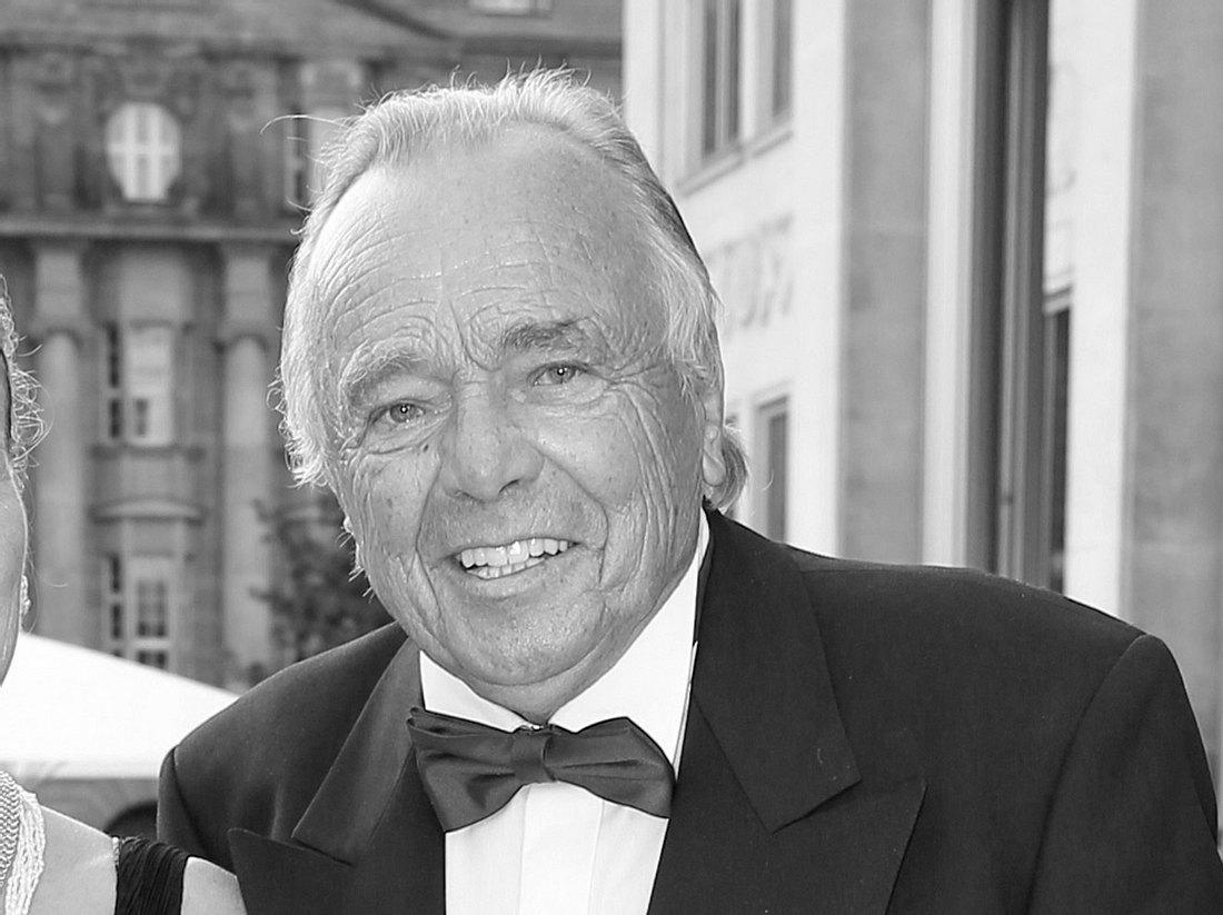 Dieter Bellmann verstorben