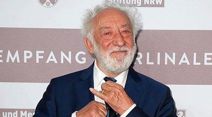 Dieter Hallervorden denkt auch mit 84 Jahren noch nicht an den Ruhestand. - Foto:  Getty Images Entertainment