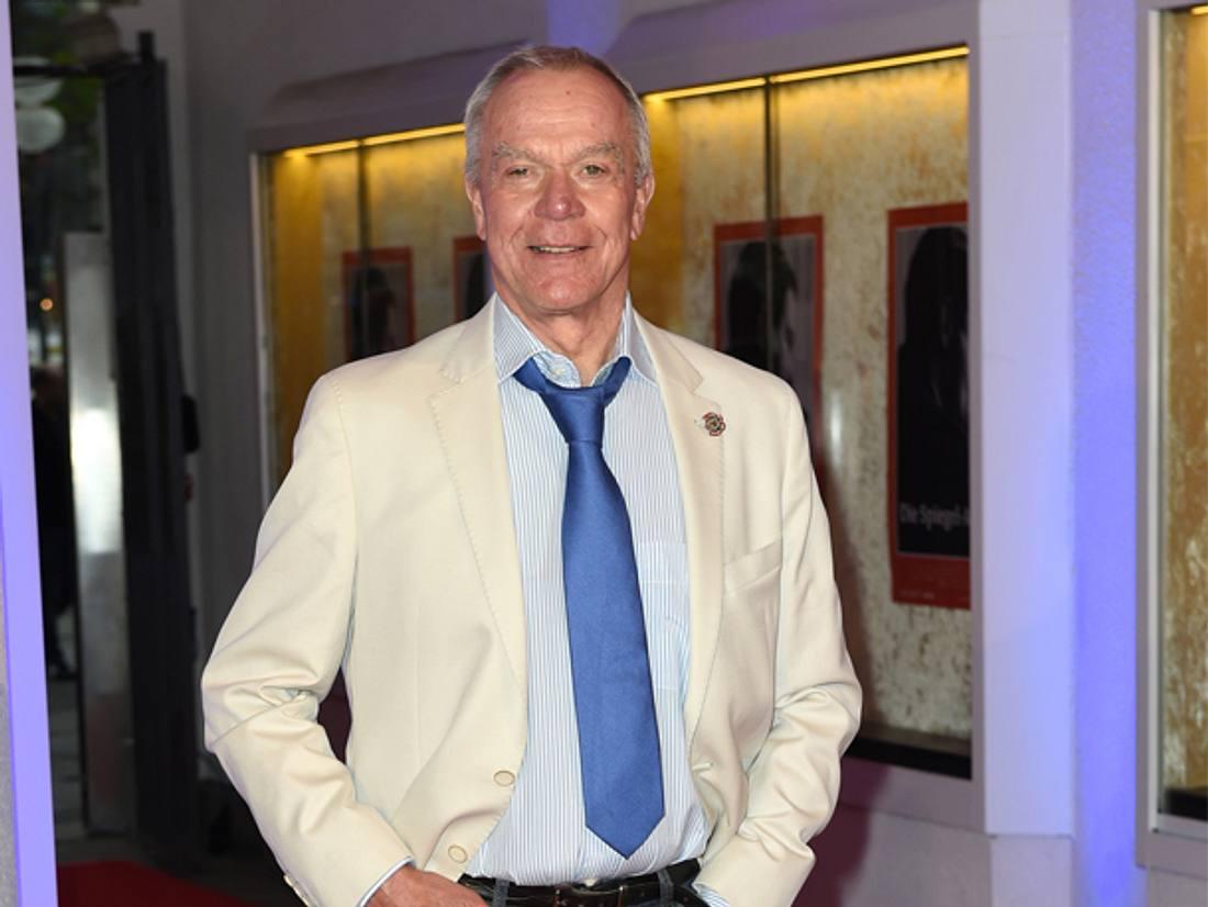 Dirk Galuba ist seit der ersten Folge von Sturm der Liebe dabei.