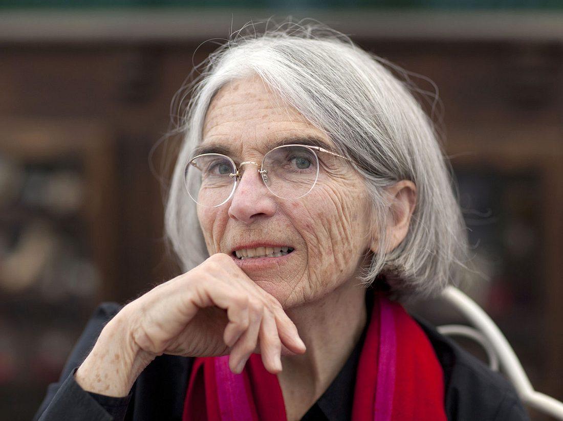 Schriftstellerin Donna Leon ist die Erfinderin der Figur Commissario Brunetti.
