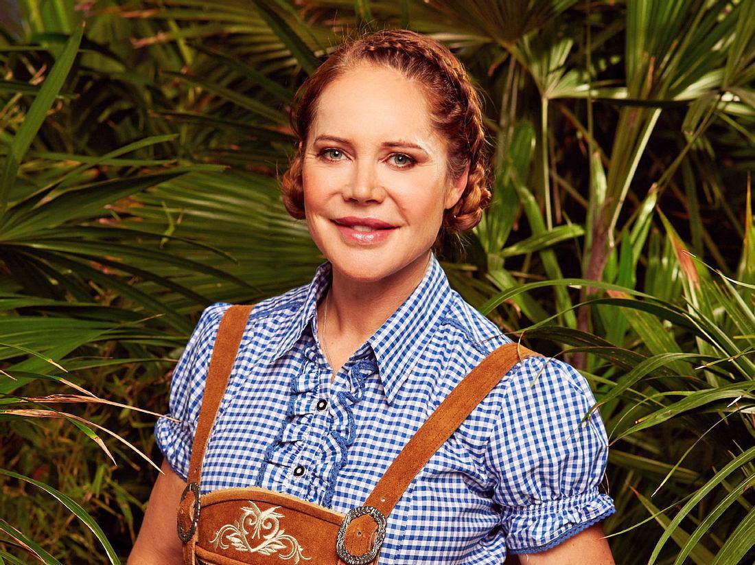Schauspielerin Doreen Dietel nimmt am Dschungelcamp 2019 teil.