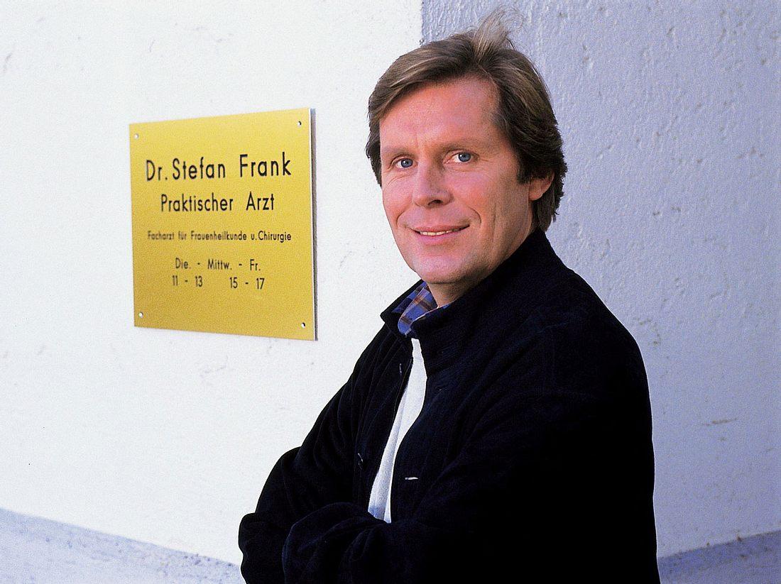 Sigmar Solbach begeisterte als Dr. Stefan Frank.