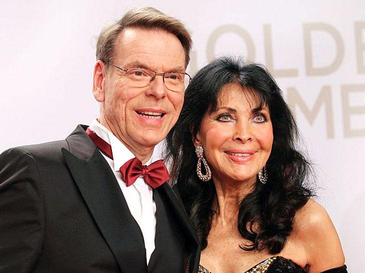 Der einstige Schlagerstar Dunja Rajter ist heute glücklich mit Ehemann Michael Eichler.