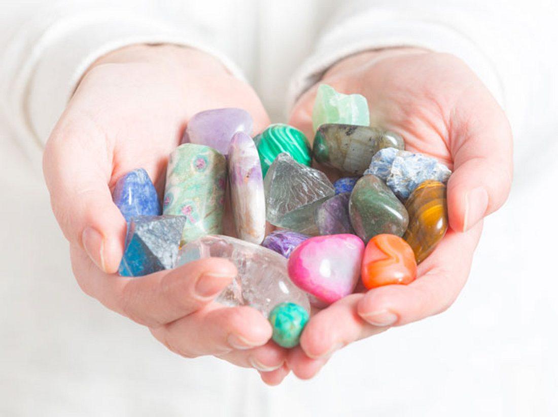 Die heilende Kraft der Edelsteine