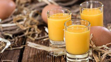 Eierlikör: Rezepte zum Selbermachen