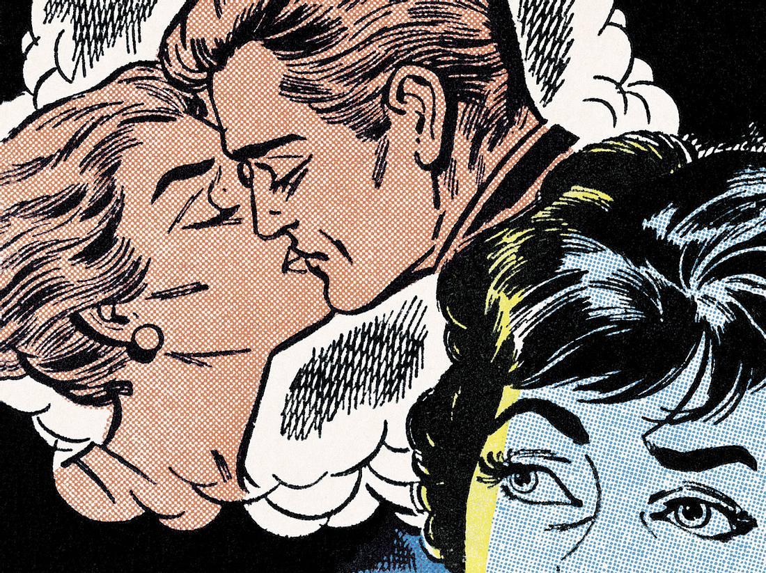 Wie viel Eifersucht herrscht in Ihrer Beziehung?