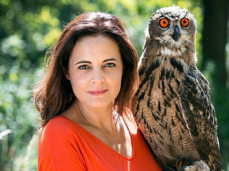 Elisabeth Lanz spielt Tierärztin Dr. Susanne Mertens.