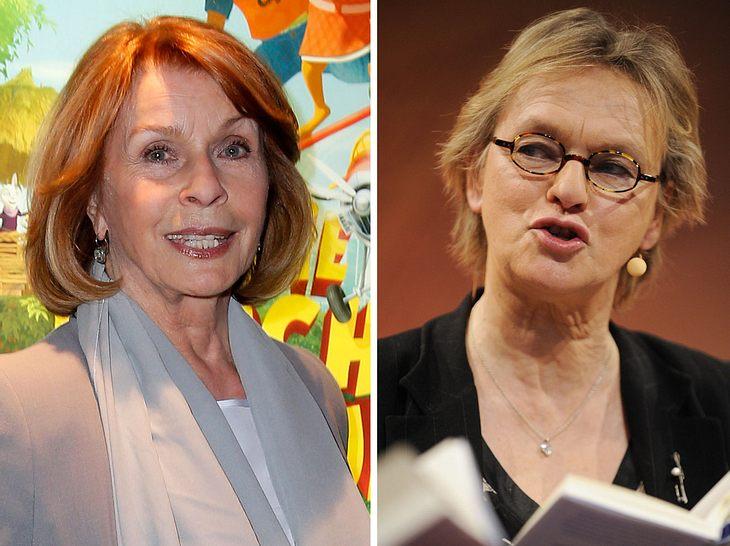 Elke Heidenreich & Senta Berger: Beste Freundinnen seit über 50 Jahren