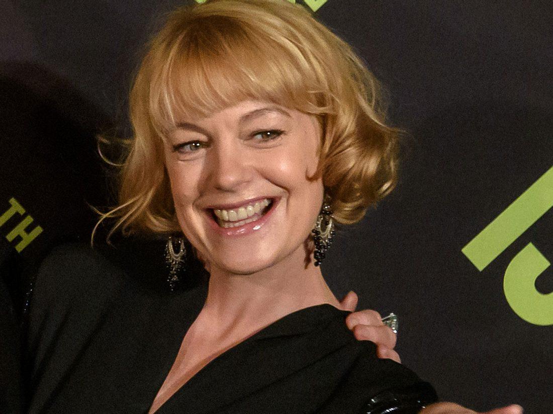 Schauspielerin Elke Winkens.