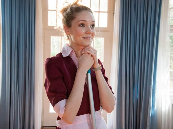 Ella ist die Romantikerin der Serie.