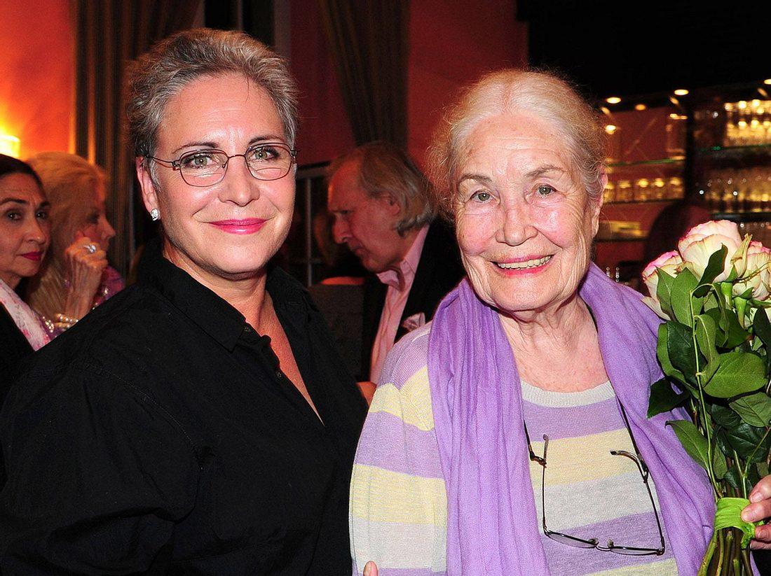 Schauspielerin Ellen Schwiers ist verstorben
