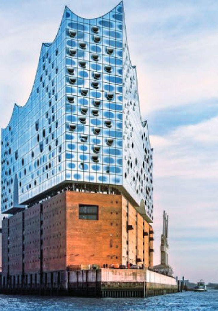 Kurztrip nach Hamburg zur Elphilharmonie gewinnen