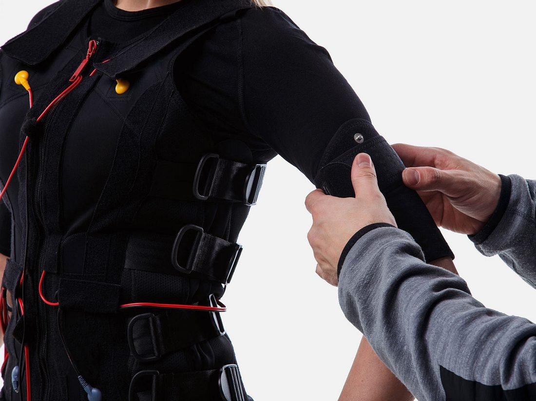 EMS-Training: Fitness auf die leichte Art