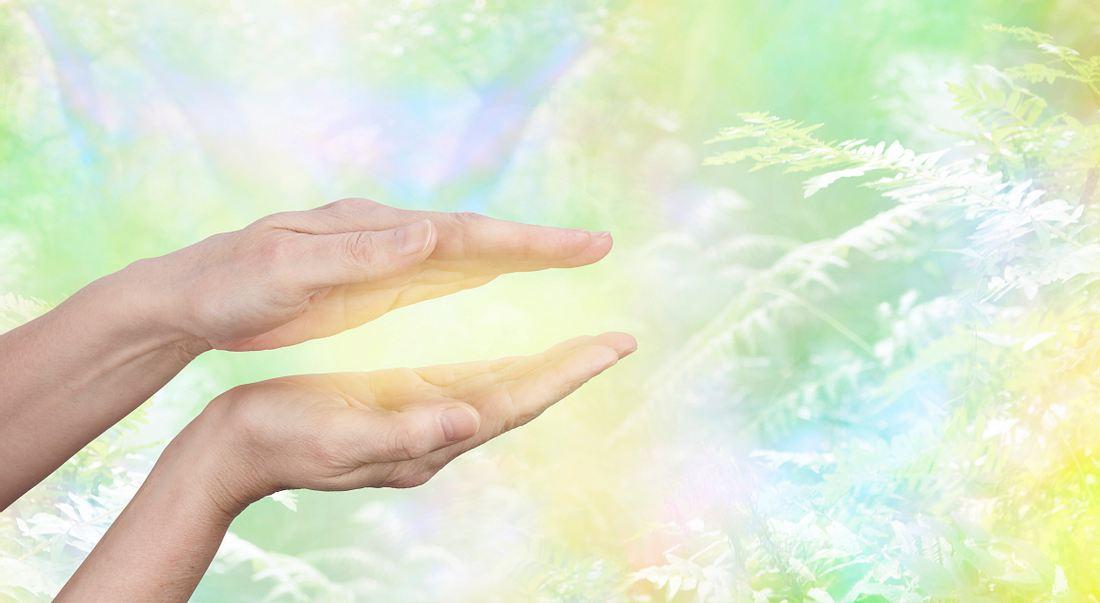 Durch Energiearbeit die innere Balance wiederfinden.