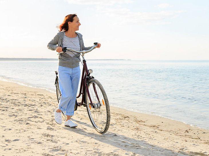 Wie Sie entspannt mit dem Älterwerden umgehen