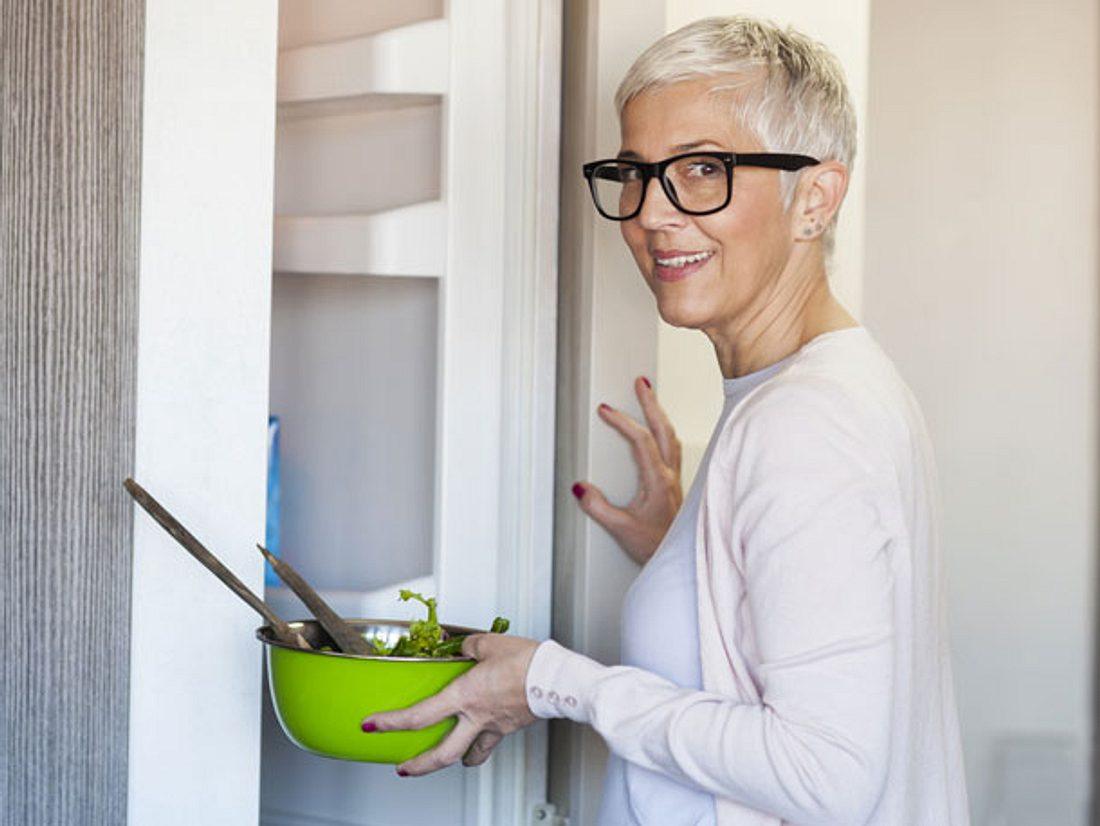 Ernährung in den Wechseljahren: Darauf sollten Sie achten
