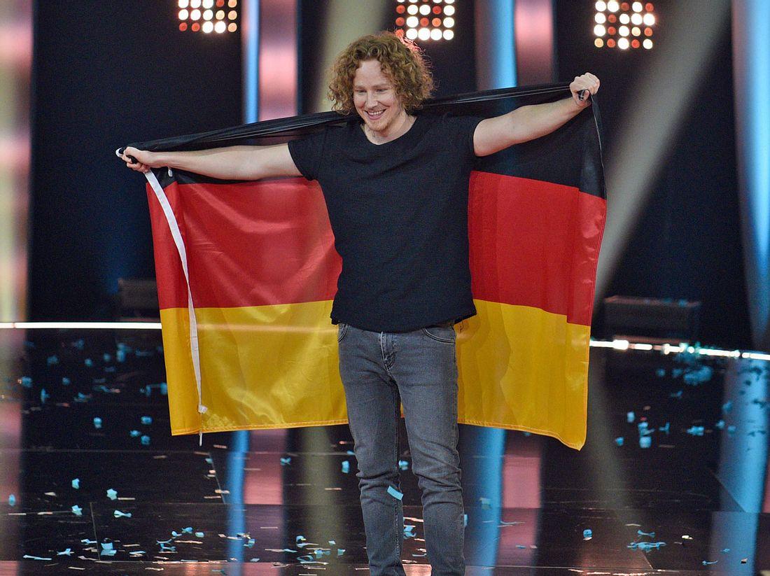 Michael Schulte tritt beim ESC 2018 für Deutschland an.