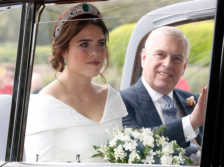 Prinzessin Eugenie: So war ihre Hochzeit