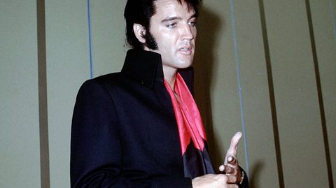 Elvis Presley hat den Tod seiner Mutter nie verkraftet.  - Foto: Michael Ochs Archives / Getty Images