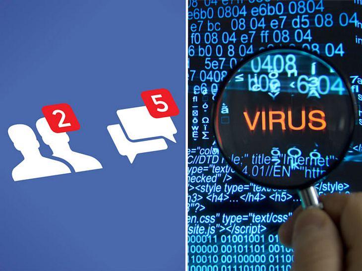 Wenn Sie bei Facebook unterwegs sind, sollten Sie genau prüfen, welche Links Sie anklicken.