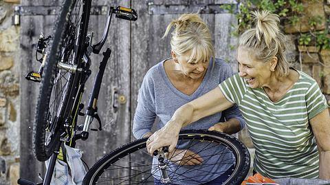 Ist Ihr Fahrrad verkehrssicher?