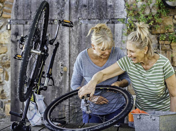Woran erkenne ich, ob mein Fahrrad verkehrssicher ist?