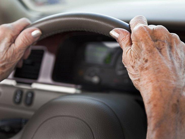 Fahrtests für Senioren