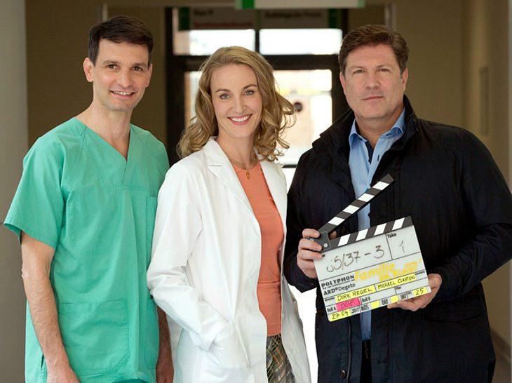 Familie Dr. Kleist: Eine neue Frau an der Seite der Ärzte!