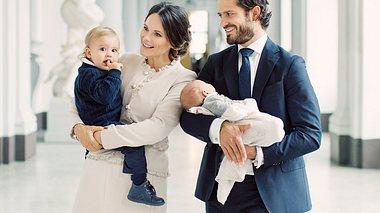 Sofia von Schweden: Das erste Familienfoto zu viert! - Foto: Erika Gerdemark, Kungahuset.se