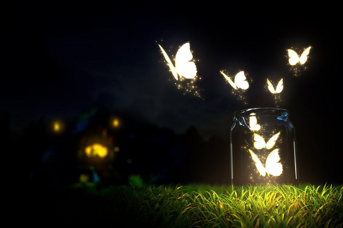 Fantasie: Die wunderbare Welt in mir