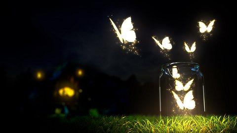 Fantasie: Die wunderbare Welt in mir - Foto: Vadmary / iStock