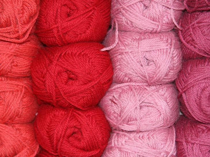 Farbverlauf stricken: So kreieren Sie den Ombré-Look