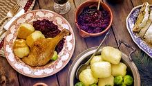 Worauf sollte man beim Zubereiten des Festessens achten?