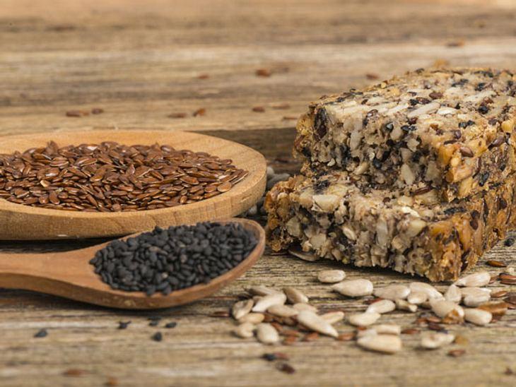 Flohsamen: Anwendung in Brot