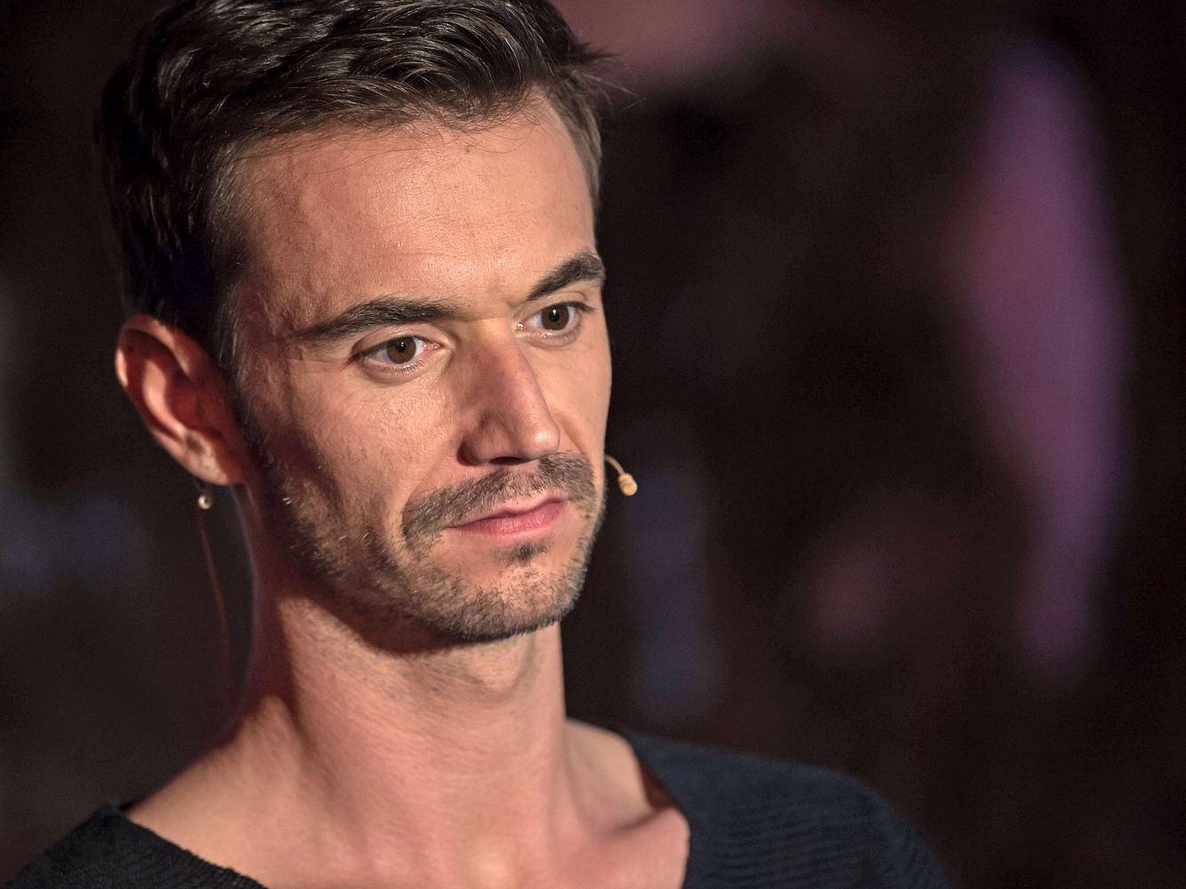 Moderator und Sänger Florian Silbereisen ist traurig.
