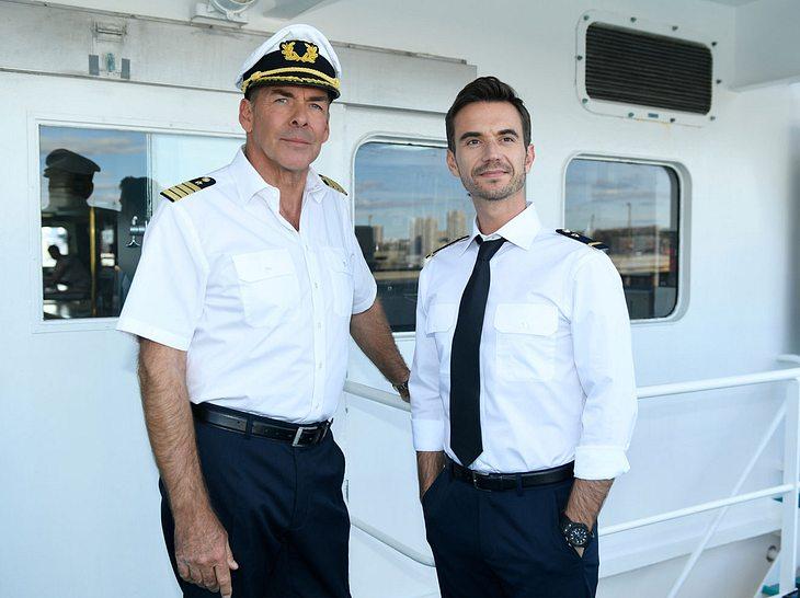 Florian Silbereisen wird neuer Traumschiff-Kapitän