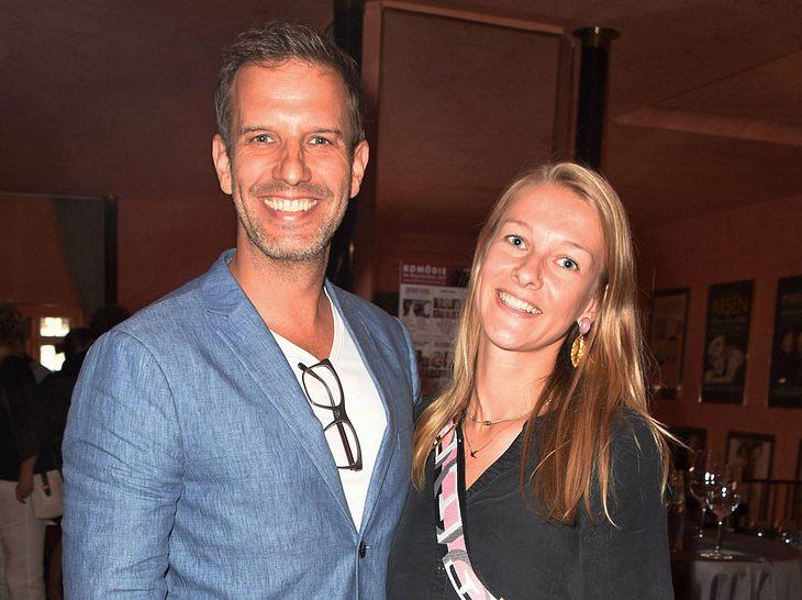 Der aus Sturm der Liebe bekannte Florian Stadler hat seine Martina geheiratet.