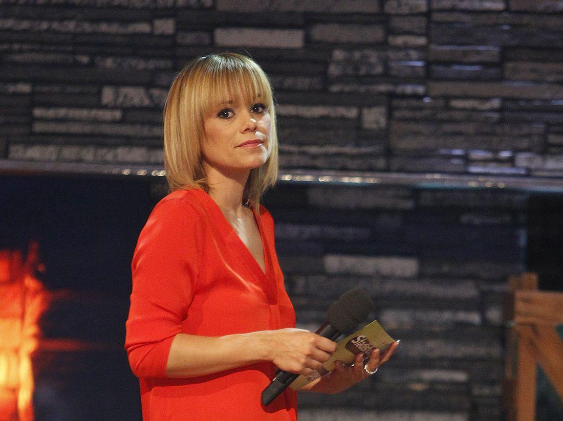 Mit einer Perücke versteckte Francine Jordi ihre Krankheit.