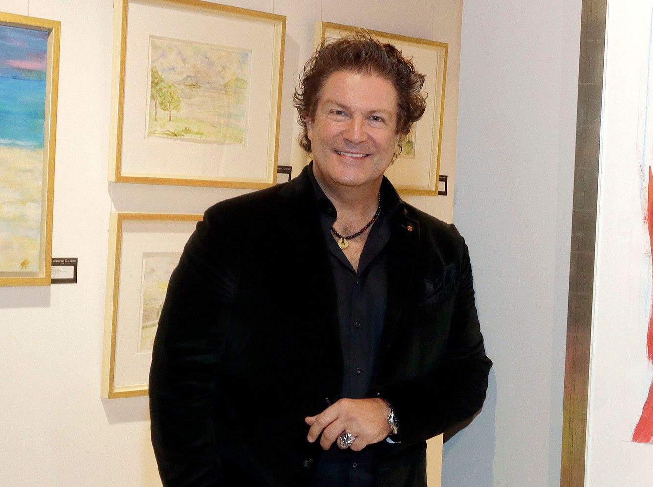 Schauspieler Francis Fulton-Smith 2019 in Hamburg.