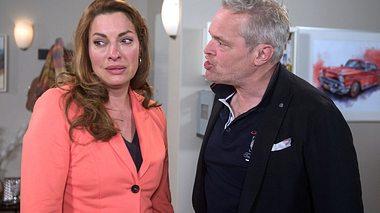 Trennung bei Yvonne und Frank?